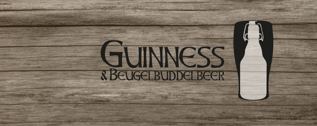 Titel Guinness und Beugelbuddelbeer